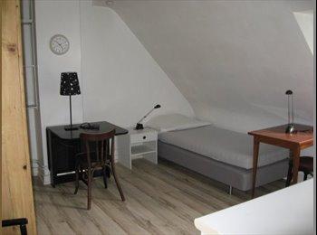 Appartager FR - chambre meublée pour 1.Janvier 2017, Strasbourg - 500 € /Mois