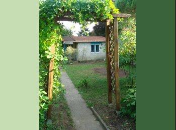 Appartager FR - mehrere, möblierte Zimmer in einem Haus mit Garten, Bron - 387 € /Mois
