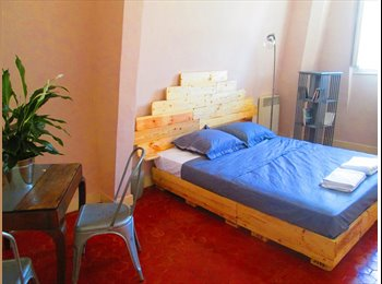 Appartager FR - Chambre dans colocation, Nice - 550 € /Mois