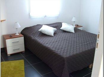 Loue chambre dans appartement récent équipé 70 m2 à...