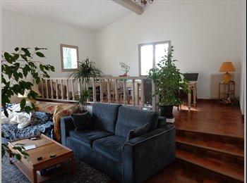 Appartager FR - Villa meublée à 5 |Recherche un(e) coloc |Le Rouret, Le Rouret - 500 € /Mois