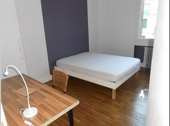 Belle chambre lumineuse et calme de 12,5 m2 dans colocation...