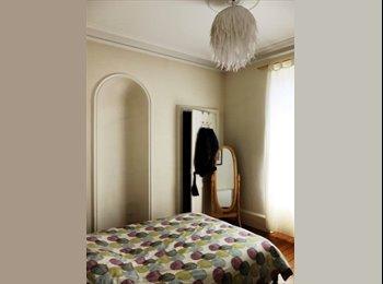 Cherches colocataire à Dijon dans un appartement de 60m2 en...