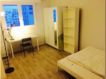 Appartager FR - Appartement meublé refait à neuf - Femme de ménage incluse, Laxou - 415 € /Mois