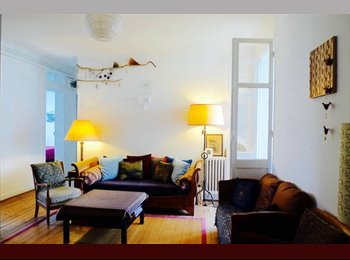 Appartager FR - Appartement 2 chambres, meublé, quartier Lahouze, Biarritz - 425 € /Mois