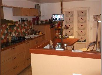 Appartager FR - Villa de 130 m2 à partager en colocation, Villeneuve-lès-Béziers - 400 € /Mois