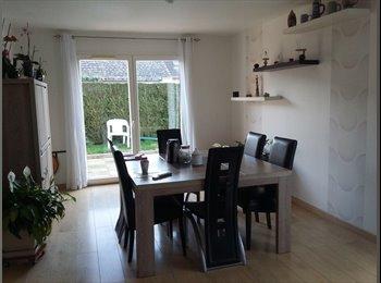 Appartager FR - Une chambre au calme, pour une colocation sans stress., Saint-Jacques-sur-Darnétal - 420 € /Mois
