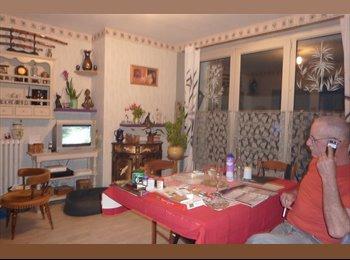 Appartager FR - partage de tout l'appartement, Lorient - 400 € /Mois