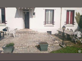 Appartager FR - Colloc détente dans maison avec Jardin et Jacuzzi, Bry-sur-Marne - 500 € /Mois