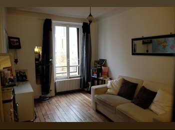 Joli appartement lumineux / Flatshare in the 14th