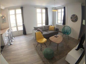 Appartement remis à neuf à 5 min de Jean Monnet
