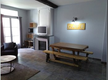Grand F4 meublé, université Font Nova