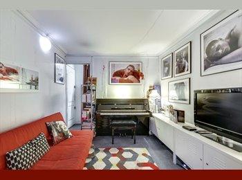 Petit Studio à Paris Prôche Gare du Nord