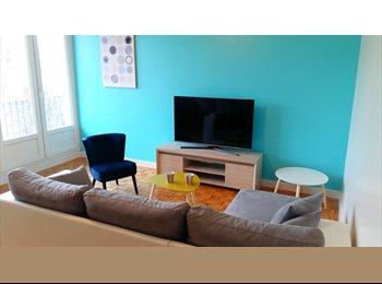 Chambre meublée CAEN-Venoix_6 mois minimum