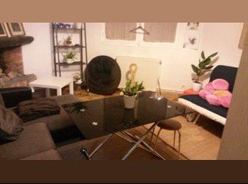 1 chambre dans une coloc de 3 à Gentilly, libre au 01/03 -...