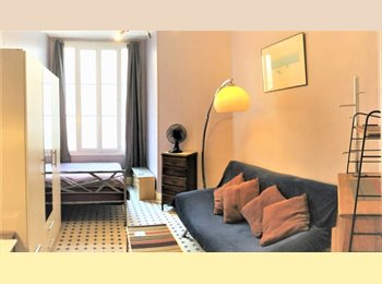Appartager FR - Calme Chambre Double, Nice - 560 € /Mois
