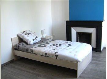 Appartager FR - Location chambre meublée 10m² dans appartement remis à neuf, Limoges - 400 € /Mois