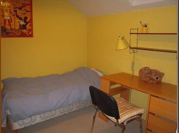 chambre dans maison familiale et amicale