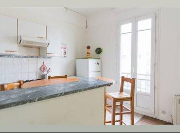 Appartager FR - Chambre meublée proche Université, Le Havre - 340 € /Mois