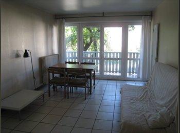 Appartager FR - Appartement 50m2 Annecy libre pour 2 colocataires, Annecy-le-Vieux - 400 € /Mois