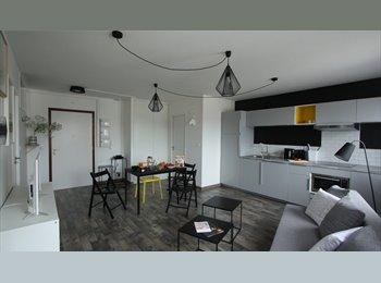 Appartager FR - Charmant appart fonctionnel et design., Saint-Priest-en-Jarez - 330 € /Mois