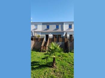 Appartager FR - Maison neuve, au calme, avec vue sur la Nature, Nantes - 450 € /Mois