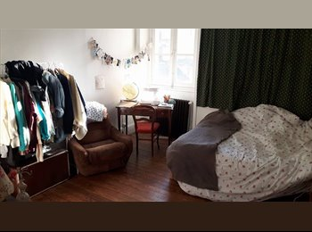 Appartager FR - Colocation centre ville de Nantes, Nantes - 400 € /Mois
