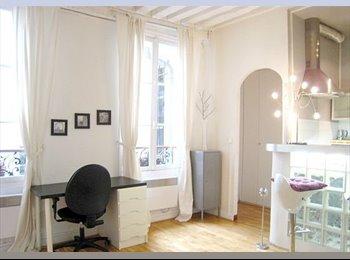 studio meublé à courte libre le:20012017