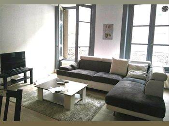 Chambre meublée Appart rénové proche Gare RD