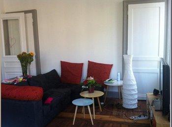 Chambre meublée Appart rénové Rue Michel Rondet