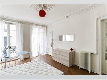 Belle et grande chambre à Chatelet
