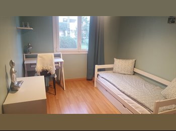 1 chambre à louer dans un appartement de 3 pièces