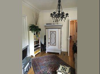 Chambre meublée avec dressing et SDB et toilettes privées