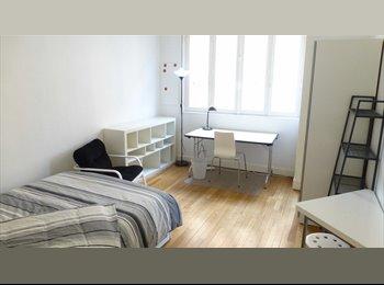 Appartager FR - Chambre en colocation T4 au pied de l'université, Mont-Saint-Aignan - 380 € /Mois