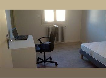 Colocation meublée proche de BOURG-EN-BRESSE