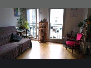Studio dans le 19e arrondissement
