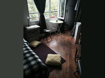 Petit studio meublé en colocation