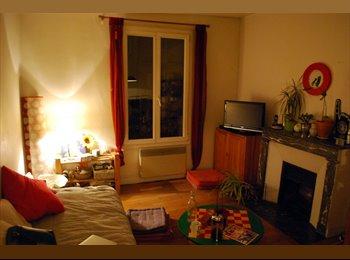 Chambre appartement colocation 2 personnes Batignolles...
