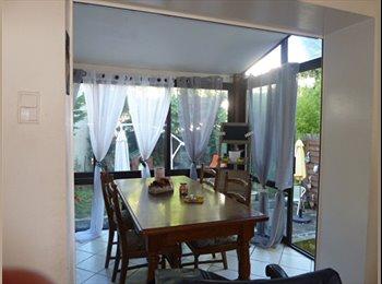 Appartager FR - Chambre dans une maison en colocation, Montigny-lès-Metz - 384 € /Mois
