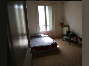 chambre en location / rue faubourg saint denis