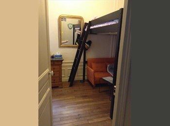Colocation chambre Paris 15