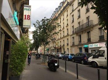Colocation appartement 3 pièces - Paris 13eme - 740€ CC