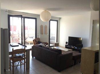 Appartager FR - Deux chambres disponibles  , Saint-Jean-de-Védas - 400 € /Mois