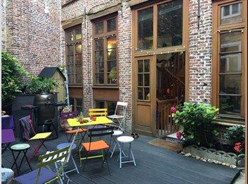 Appartager FR - colocation maison 100 m2 vieux-lille, Lille - 690 € /Mois