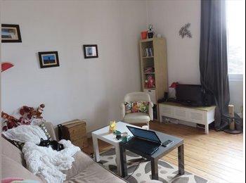Appartager FR - Cherche colocataire dans appartement quartier Hauts Pavés saint Felix, Nantes - 376 € /Mois