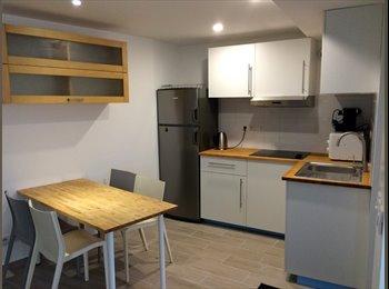 Appartager FR - Bel Appartement T3 équipé 50m² Fontenay aux Roses à partager à 2, Fontenay-aux-Roses - 500 € /Mois
