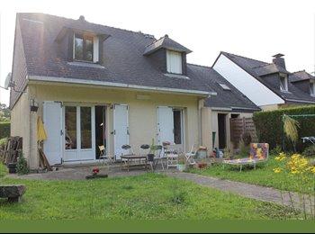 Appartager FR - Colocation sympa proche de Rennes , Bourgbarré - 275 € /Mois