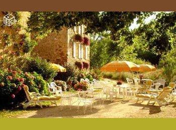 Appartager FR - Vivre entourés de forêt, Saint-Georges-les-Bains - 390 € /Mois