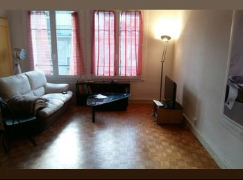 Magnifique appartement 75m2 en plein coeur de rouen