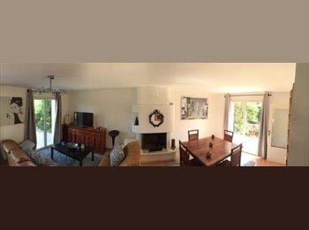 Appartager FR - Colocation maison proche Genève, Douvaine - 550 € /Mois